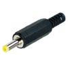 Штекер (113) DC 4.0 х 1.2 х 9.5 мм