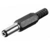 Штекер (121) DC 5.5 х 2.1  x 14.0 мм  Pl