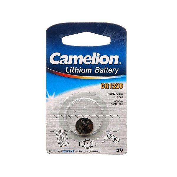 Элемент питания CR1220 CAMELION