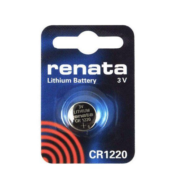 Элемент питания CR1220 RENATA