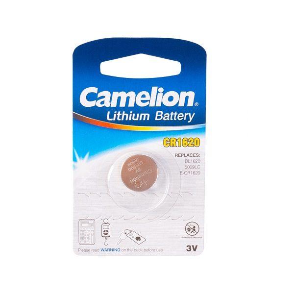 Элемент питания CR1620 CAMELION