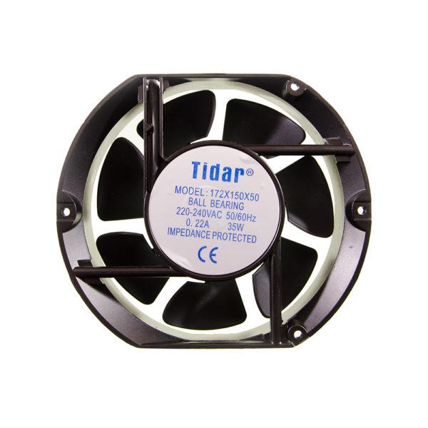 Вентилятор 172x150x51  220V/0.22A