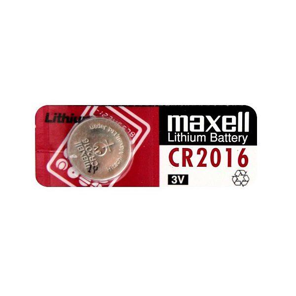 Элемент питания CR2016 MAXELL