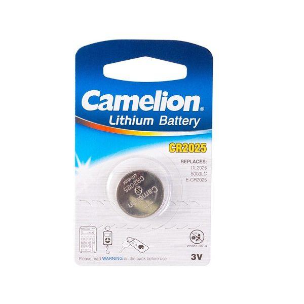 Элемент питания CR2025 CAMELION