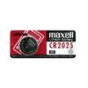 Элемент питания CR2025 MAXELL