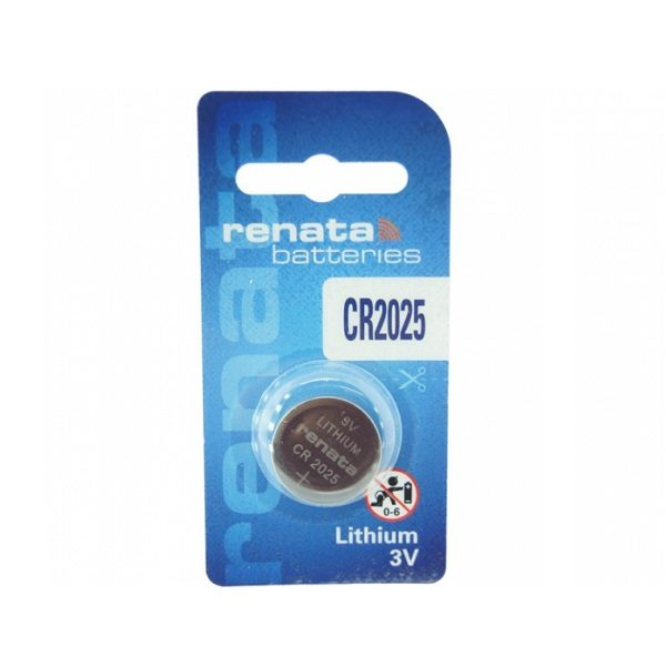 Элемент питания CR2025 RENATA