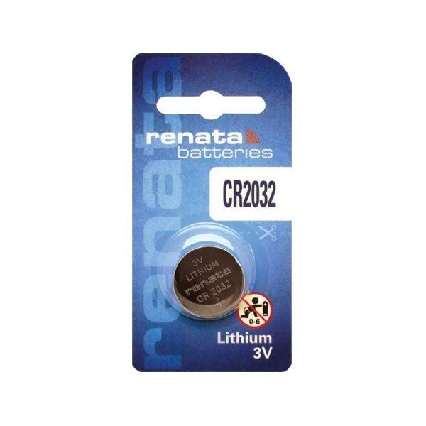 Элемент питания CR2032 RENATA
