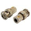 Штекер (210) BNC на кабель быстрый  Ni/Gold pin/Delrin