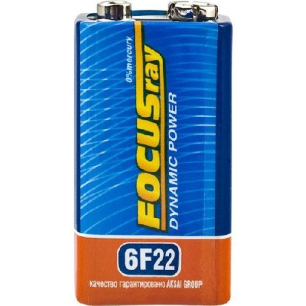 Элемент питания 6F22 (КРОНА) DYNAMIC POWER FOCUSRAY