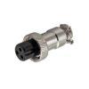 Разъем (242) M12 гнездо miniMIC 3-pin на кабель 125V/5А