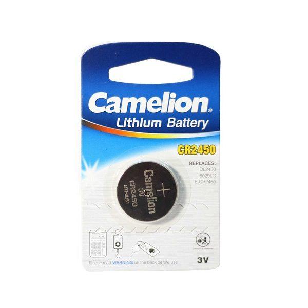 Элемент питания CR2450 CAMELION