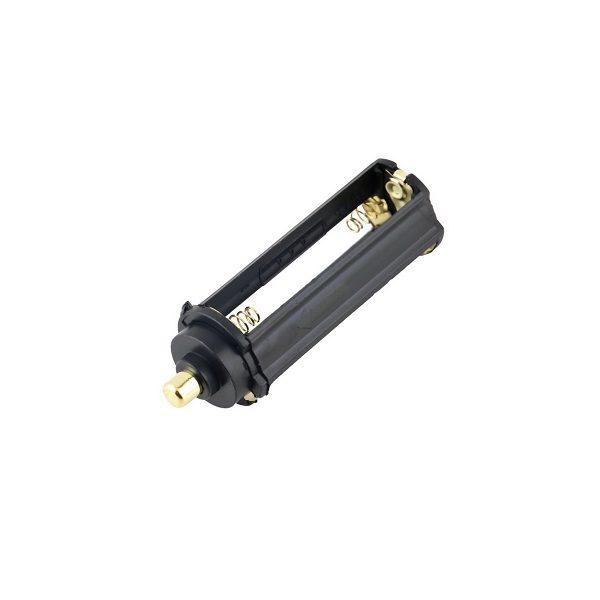 Батарейный отсек AAA x 3 на Li-ion 18650 х 1