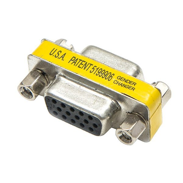 Переходник (305) VGA-VGA (гн.-гн.) Сигнал