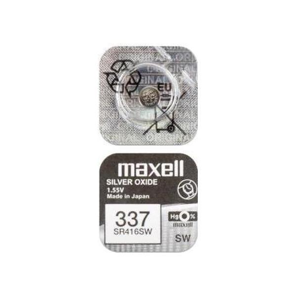 Элемент питания SR-416 (337) MAXELL