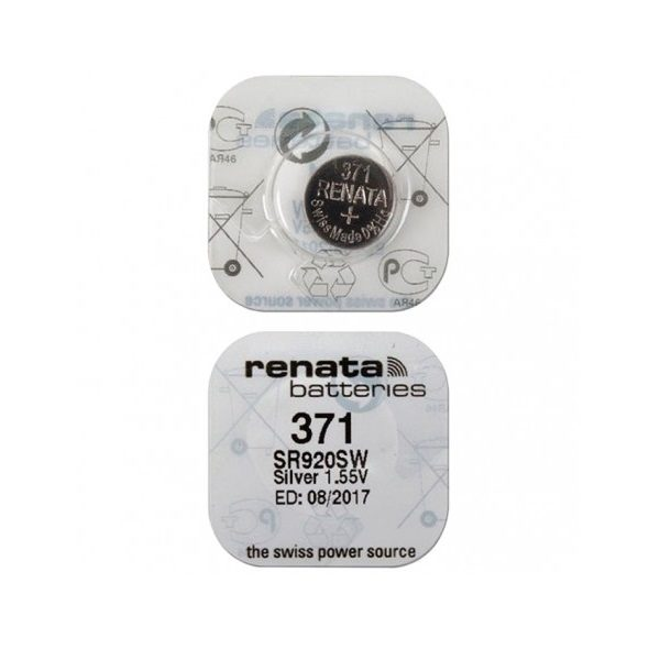 Элемент питания SR-920W (370,371) RENATA