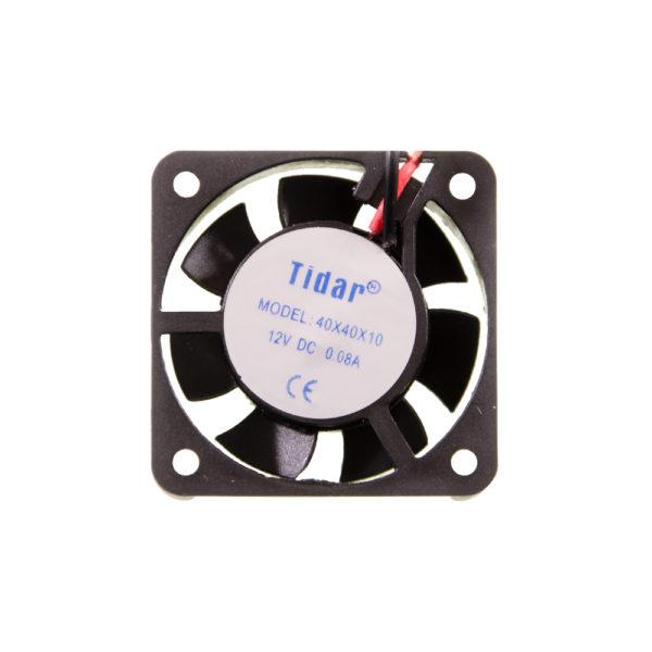 Вентилятор  40x40x10  12VDC/0.08A