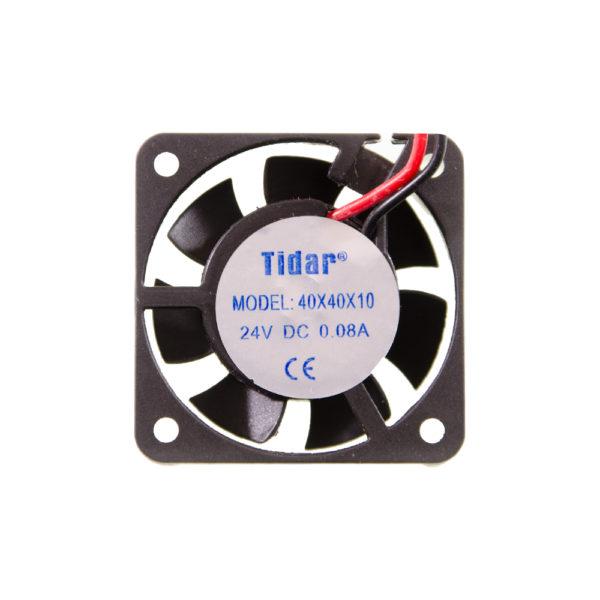 Вентилятор  40x40x10  24VDC/0.08A