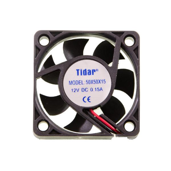 Вентилятор  50x50x15  12VDC/0.15A