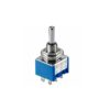 Тумблер (532)  M6 ON-OFF-ON MTS-203 3A/250V 6c