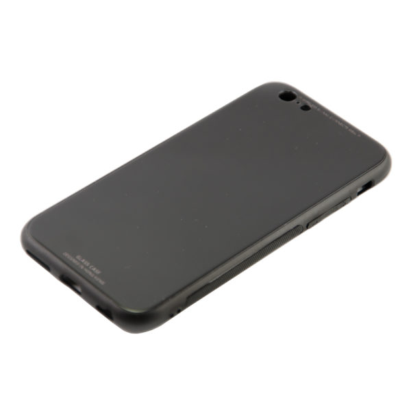 Чехол iPhone 6 бампер стекло