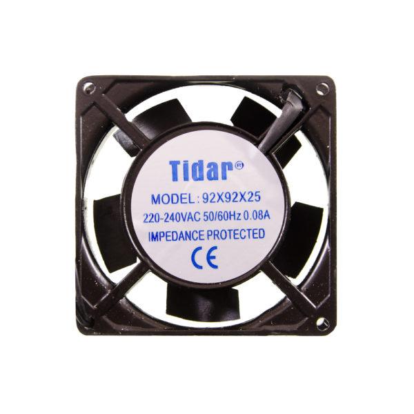 Вентилятор  92x92x25  220V/0.08A