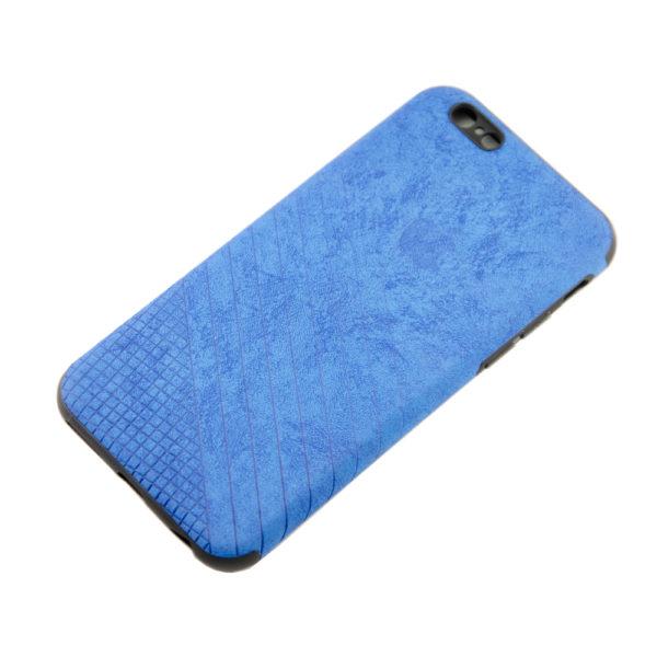 Чехол iPhone 6S бампер кожа