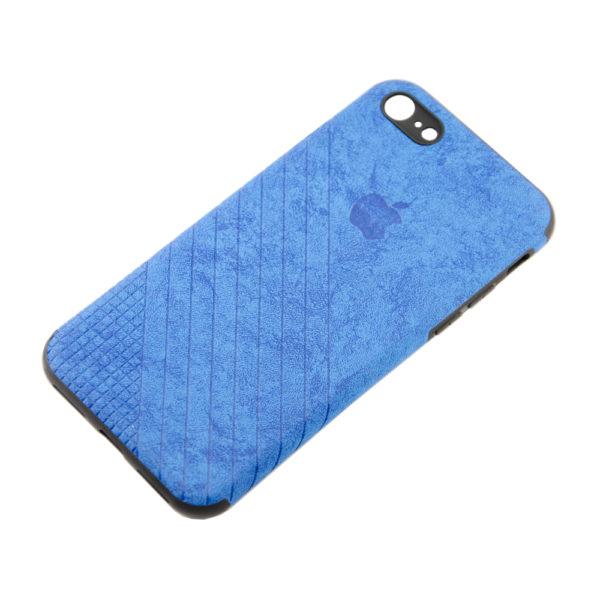 Чехол iPhone 8 бампер кожа