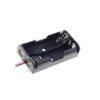 Батарейный отсек AA 2x1 провод 150 мм (дефект: незнач. коррозия)