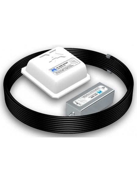 Антенный комплект 3G №2 (AX-2000, кабель РК-50-3-18 15м, адаптер AXA-3000)