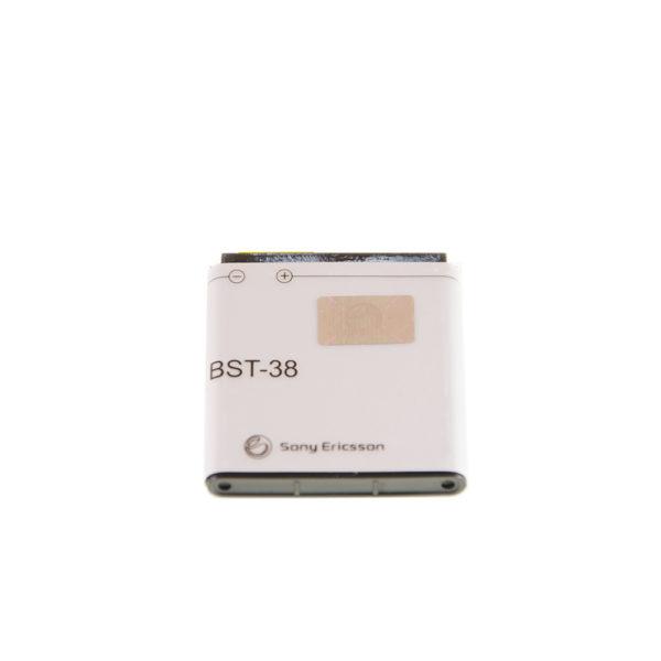 АКБ Sony Ericsson T650i/K850/W580/S500 (BST-38)
