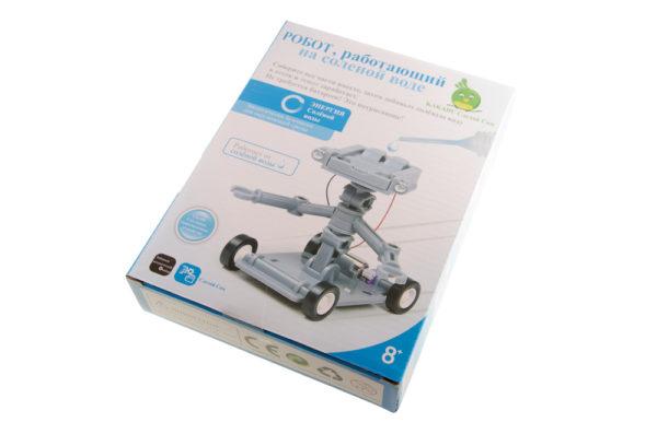"""Набор Kakadu """"Робот, работающий на солёной воде"""" из серии """"Сделай сам"""""""