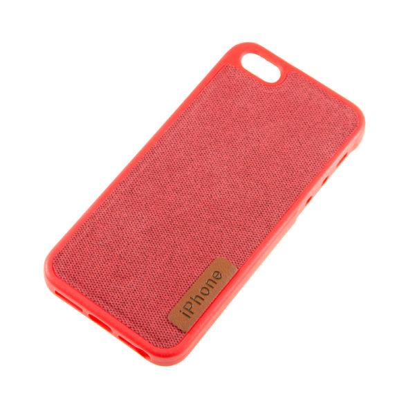 Чехол iPhone 5S бампер Джинс