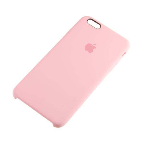 Чехол iPhone 6Pluse бампер Silicone Case