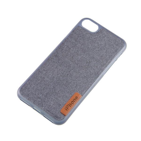 Чехол iPhone 7 бампер Джинс