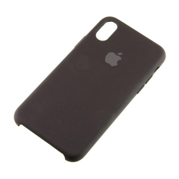 Чехол iPhone X бампер Silicone Case
