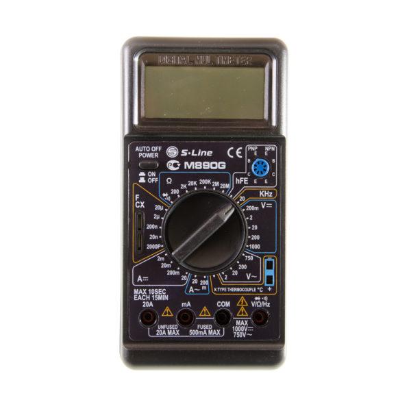 """Мультиметр М890G """"S-line"""""""