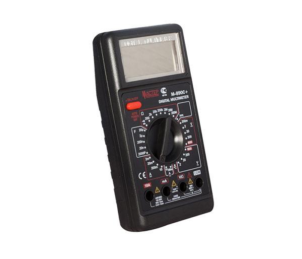 Мультиметр МАСТЕР PROFESSIONAL M890C+