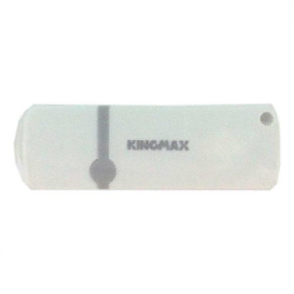 ФЛЭШ-КАРТА KINGMAX 16GB PD-03 БЕЛАЯ С КОЛПАЧКОМ USB 2.0