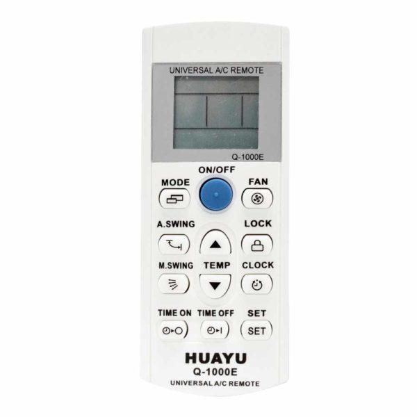 ПДУ Универсальный для кондиционеров Huayu Q-1000E (1000 в 1)