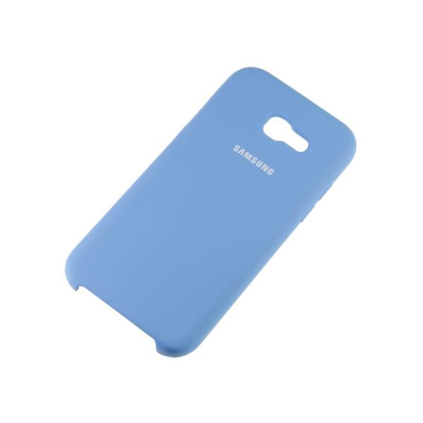 Чехол Samsung A5 (2017) бампер Silicone Cover