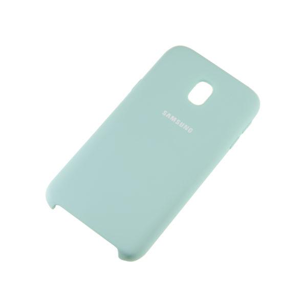 Чехол Samsung J330 (2017) бампер Silicone Cover