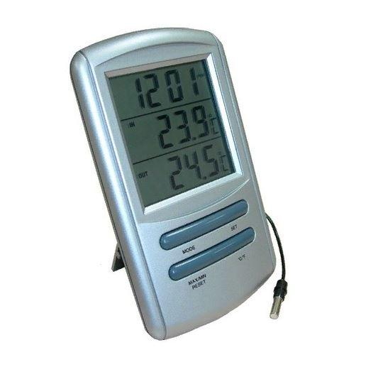 Термометр цифровой TM898T комнатно-уличный