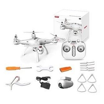Квадрокоптер Syma Syma X8 Pro (GPS, автовозврат, FPV, Wi-Fi, поворот камеры) 2.4GHz