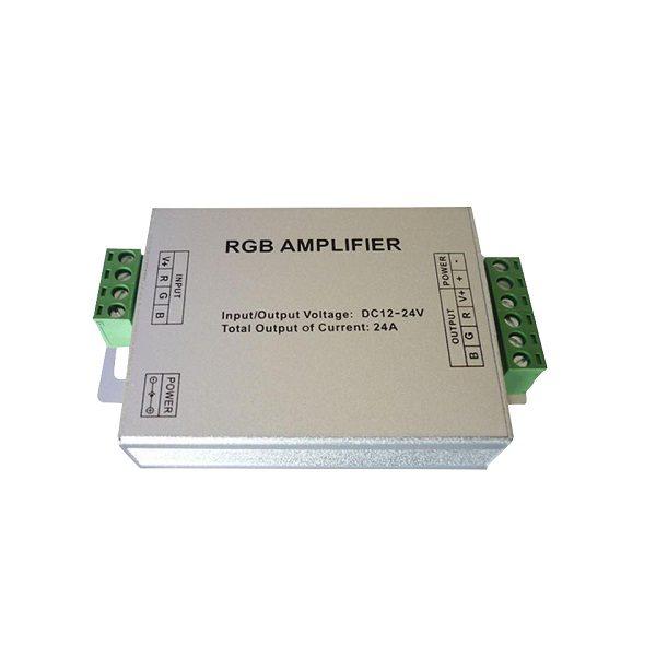 Усилитель RGB, 24А SWGroup