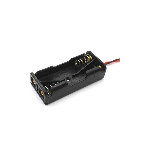 Батарейный отсек  AAA 2x1 провод 150 мм