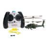 Вертолет Syma S109 Apache AH-64 Gyro с гироскопом