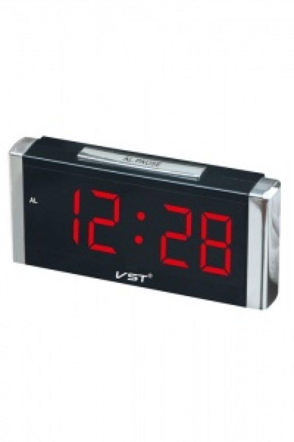 Часы VST-731-1 НАСТОЛЬНЫЕ ЭЛЕКТРОННЫЕ КРАСНЫЕ