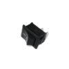 Выключатель (498) OFF-ON RWB-201 6A/250V 2c(без фиксации) -черный-