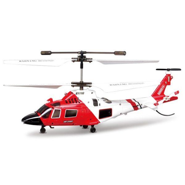 Вертолет Syma S111G Gyro с гироскопом