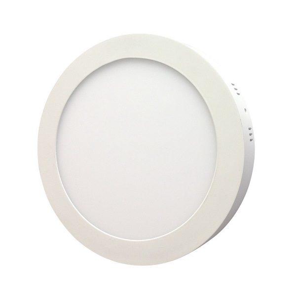 Светильник светодиодный SDL круглый / накладной 8W/5000K